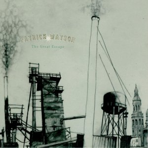 Patrick Watson_The Great Escape_Cover Artwork_hires