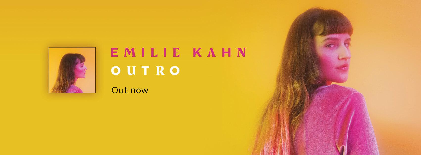 Emilie Kahn Outro out now