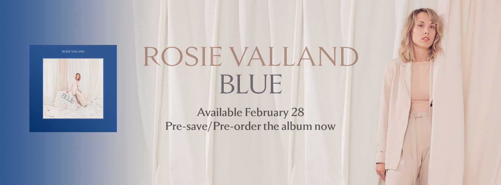 Rosie Valland BLUE