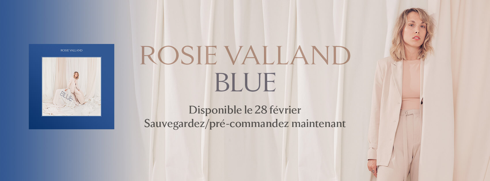 Rosie Valland BLUE