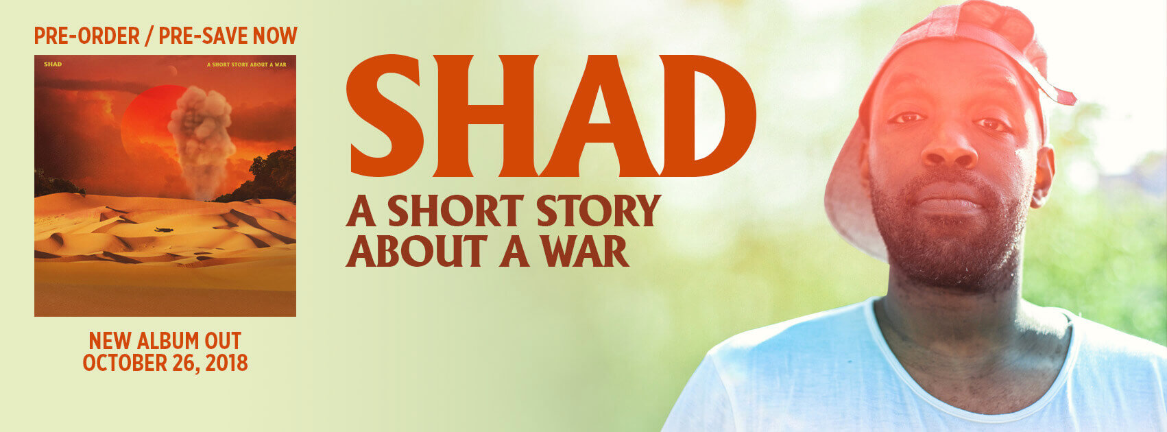 Shad A Short Story About A War