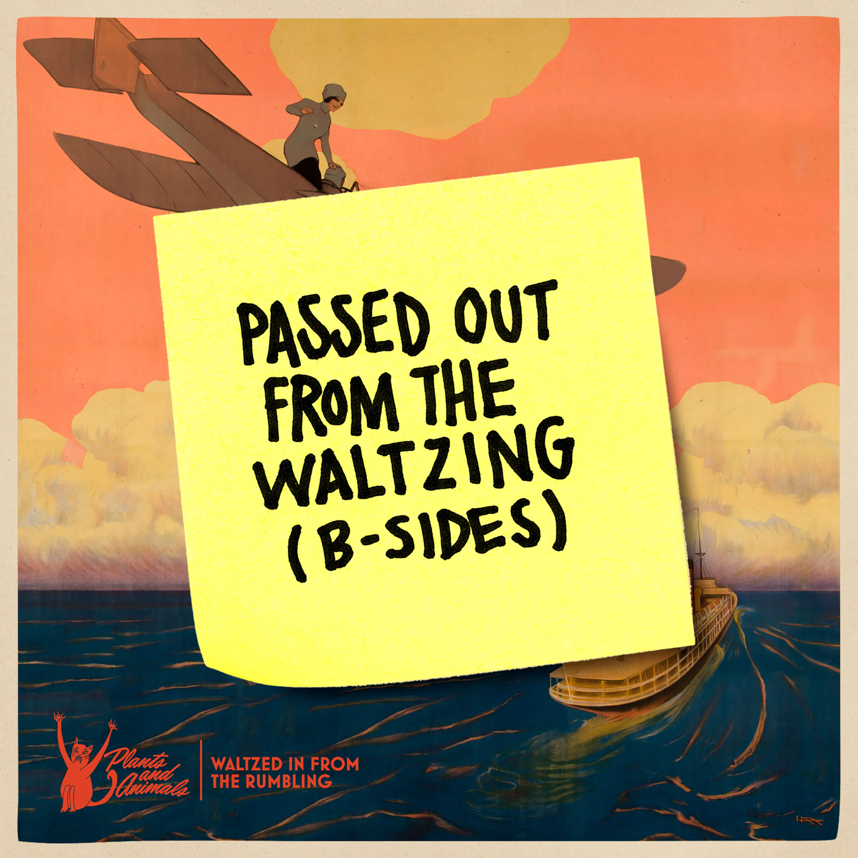 scr065_plants-and-animals_passed-out-from-the-waltzing-b-sides_cover_hires